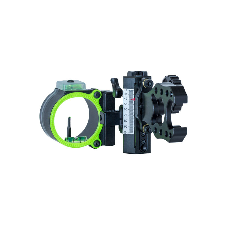 bow sight with built in rangefinder-2