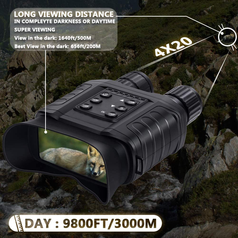 Best night vision binoculars OWLER1 2