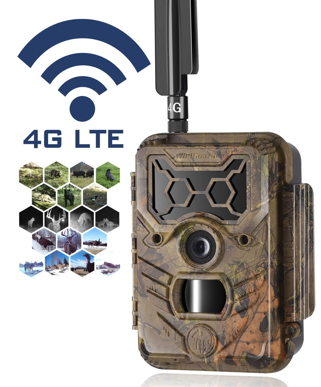 4G Trail Camera Buying Guide 2021 - WildGuarder 4G Game Camera 1